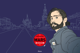 Free 30 Seconds To Mars In Moscow Picture for Android, iPhone and iPad