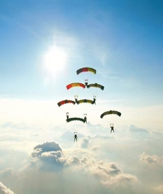 Flying - Obrázkek zdarma pro 640x960