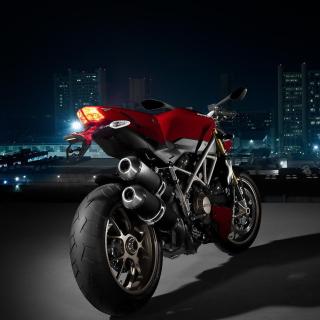 Ducati Streetfighter - Obrázkek zdarma pro iPad mini 2
