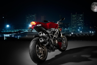 Ducati Streetfighter - Obrázkek zdarma pro LG P700 Optimus L7
