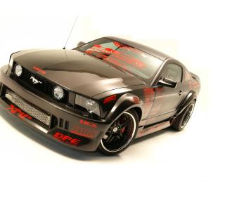 Ford Mustang Custom Tuning - Obrázkek zdarma pro 2048x2048