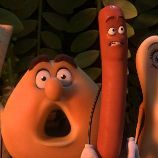 Sausage Party - Obrázkek zdarma pro 1024x1024