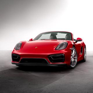 Porsche Boxster GTS - Obrázkek zdarma pro iPad 2