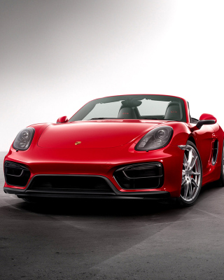 Porsche Boxster GTS - Obrázkek zdarma pro Nokia C2-01