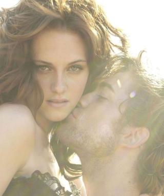 Twilight Lovers - Obrázkek zdarma pro Nokia Asha 308