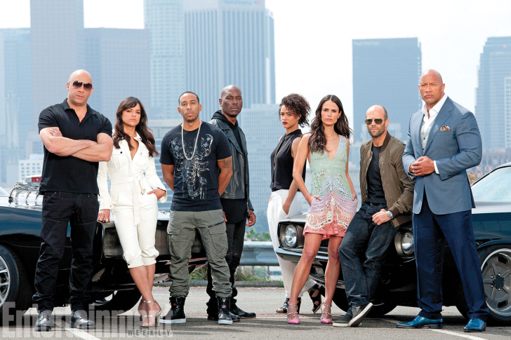 Fast And Furious 7 wallpaper