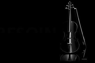 Black Violin - Obrázkek zdarma pro Samsung Galaxy Tab 2 10.1