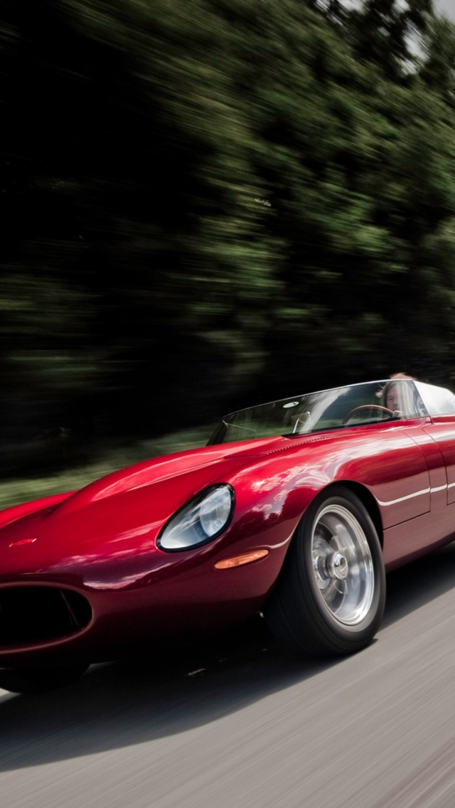 Eagle Jaguar E Type Speedster Wallpaper For Iphone 5 HD Wallpapers Download free images and photos [musssic.tk]