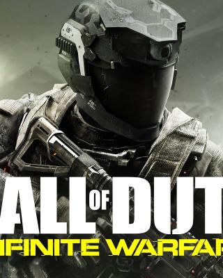 Call of Duty Infinite Warfare - Obrázkek zdarma pro Nokia 300 Asha