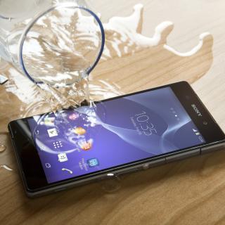Sony Xperia Z2 - Obrázkek zdarma pro iPad mini 2