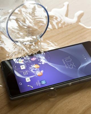 Sony Xperia Z2 - Obrázkek zdarma pro Nokia C1-00