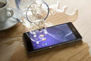 Sony Xperia Z2 - Obrázkek zdarma pro Samsung Galaxy Tab 4 7.0 LTE