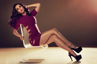 Stylish Katy Perry Background for Android, iPhone and iPad