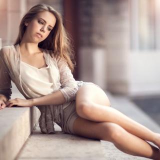 Long legs Girl - Obrázkek zdarma pro 128x128
