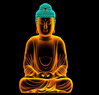 Buddha - Obrázkek zdarma pro iPad mini 2