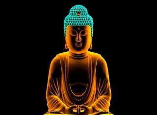 Buddha - Obrázkek zdarma pro Nokia Asha 205