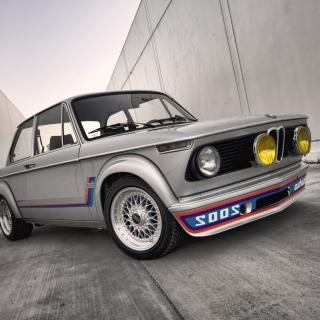 BMW 2002 02 Series - Obrázkek zdarma pro 2048x2048