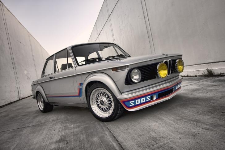 BMW 2002 02 Series wallpaper