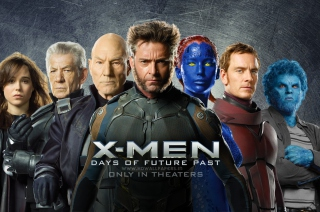 X-Men Days Of Future Past 2014 - Obrázkek zdarma pro Desktop Netbook 1366x768 HD