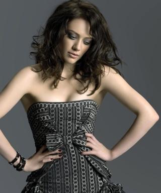 Hilary Duff - Obrázkek zdarma pro Nokia Asha 309