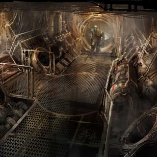 Dead Space 3 - Obrázkek zdarma pro iPad mini 2
