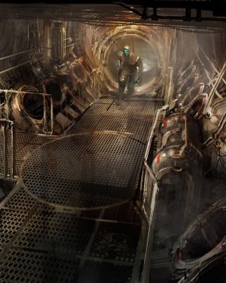 Dead Space 3 - Obrázkek zdarma pro Nokia Asha 502