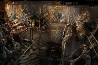 Free Dead Space 3 Picture for Android, iPhone and iPad