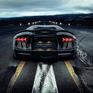 Lamborghini Aventador Mansory - Obrázkek zdarma pro 1024x1024