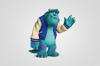 Monsters University, James P Sullivan Background for Android, iPhone and iPad