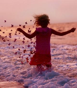 Sea Butterflies - Obrázkek zdarma pro 750x1334
