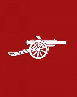 Arsenal FC - Obrázkek zdarma pro Nokia Lumia 2520