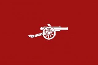 Arsenal FC - Obrázkek zdarma pro Motorola DROID