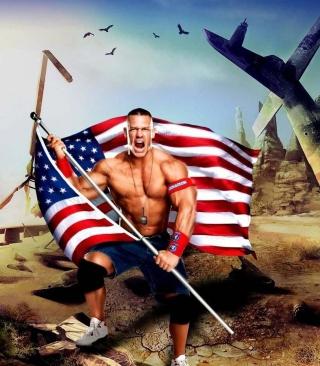 John Cena - Obrázkek zdarma pro Nokia 206 Asha
