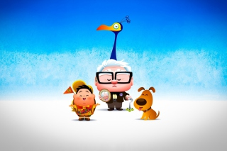 Up Movie Kawaii Wallpaper for Android, iPhone and iPad