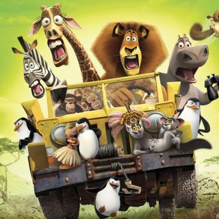 Madagascar - Obrázkek zdarma pro 320x320