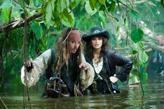 Pirates Of Caribbean - Obrázkek zdarma pro HTC Desire