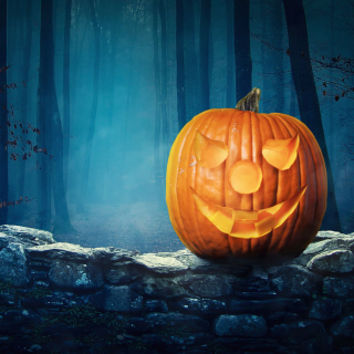 Pumpkin for Halloween - Obrázkek zdarma pro iPad 2
