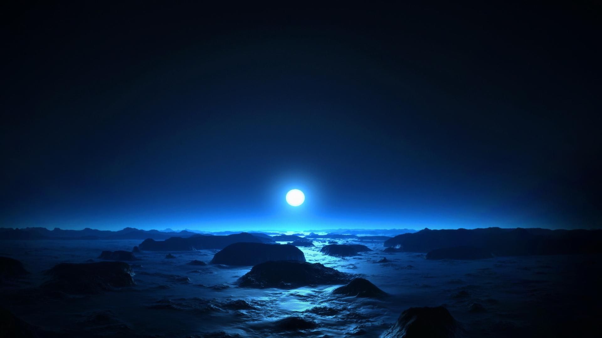 Cold planet papel de parede para celular para desktop for Sfondi spazio full hd