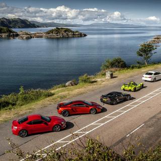 Top Gear - Obrázkek zdarma pro 1024x1024