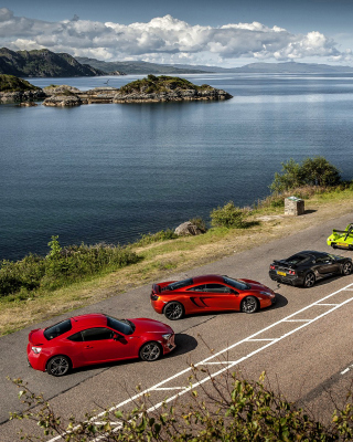 Top Gear - Obrázkek zdarma pro Nokia C2-01