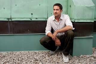 Gerard Butler Picture for Android, iPhone and iPad