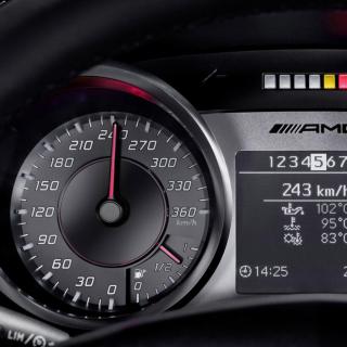 Mercedes AMG Speedometer - Obrázkek zdarma pro 2048x2048