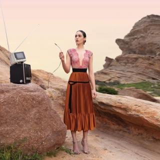 Emmy Rossum actress from The Phantom of the Opera - Obrázkek zdarma pro 2048x2048