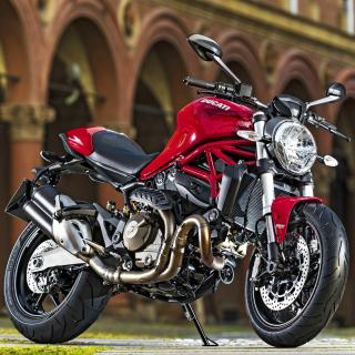 Ducati Monster 821 - Obrázkek zdarma pro 128x128