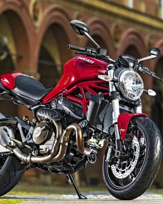 Ducati Monster 821 - Obrázkek zdarma pro 480x800
