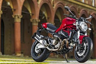Ducati Monster 821 - Obrázkek zdarma pro 1024x600