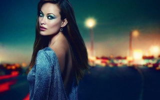 Beautiful & Elegant Olivia Wilde Picture for Android, iPhone and iPad