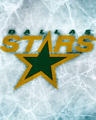 Dallas Stars - Obrázkek zdarma pro iPhone 4S