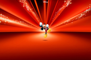 Mickey - Obrázkek zdarma pro Samsung Galaxy Tab 3 8.0
