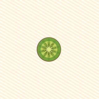 Kiwi Illustration - Obrázkek zdarma pro iPad 3